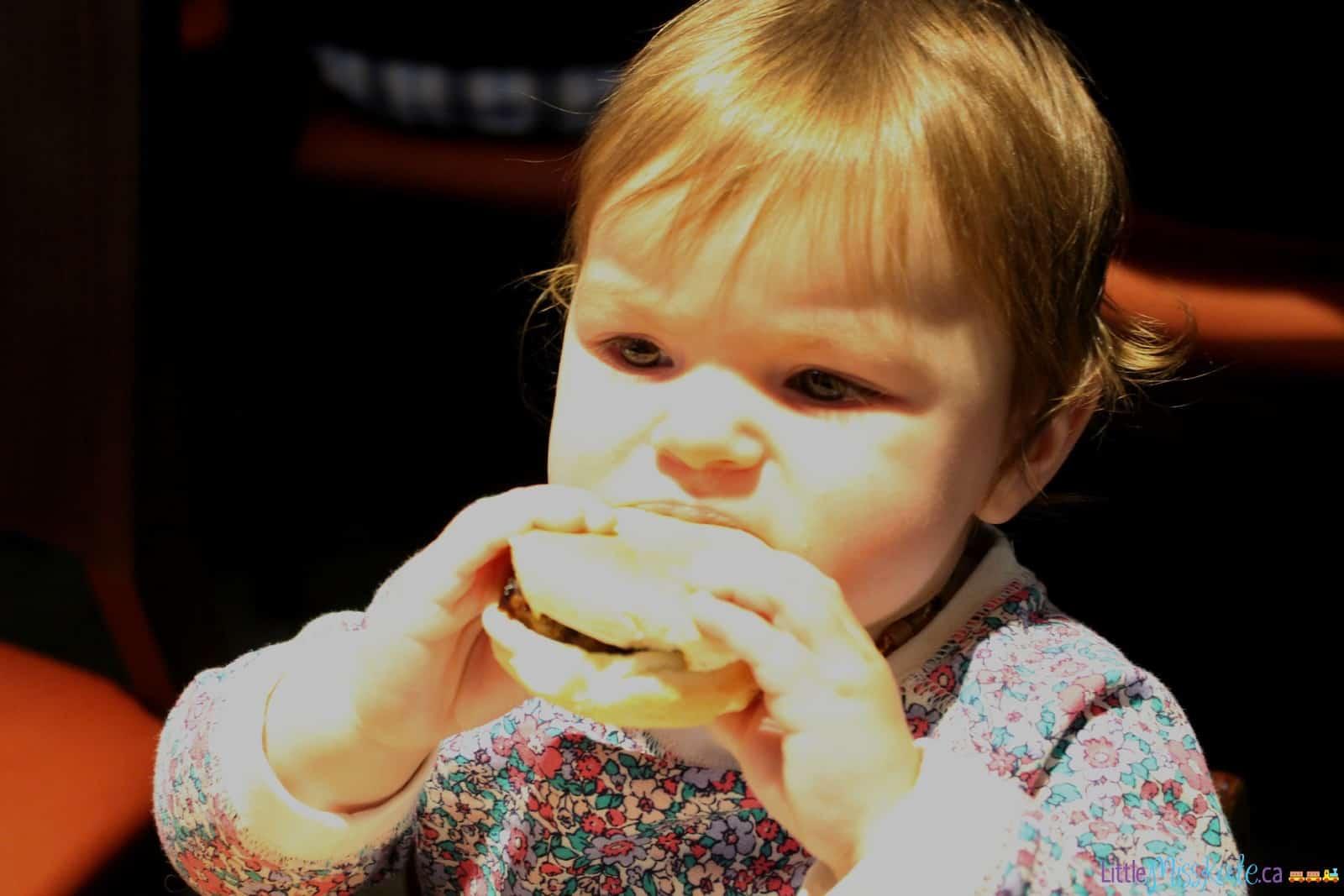 americana waterpark resort boston pizza niagara falls review mini burgers
