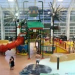 A family-fun day trip: Americana Waterpark Resort with Boston Pizza