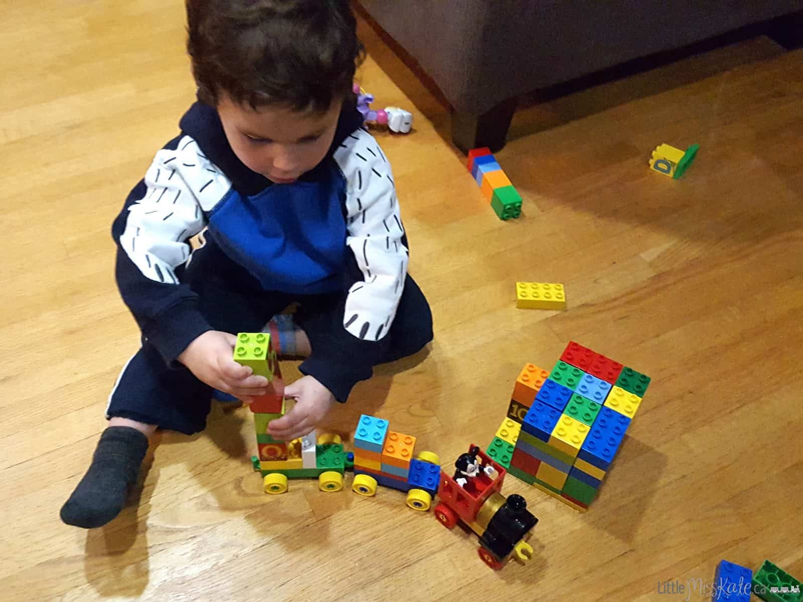 lego duplo for toddlers