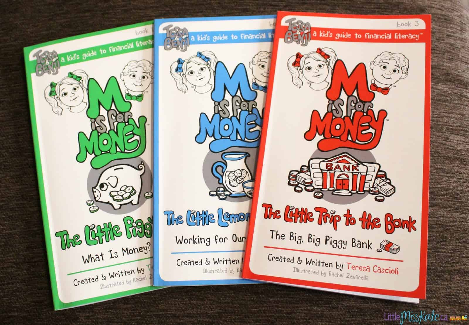 m is for money review books about money for kids canada