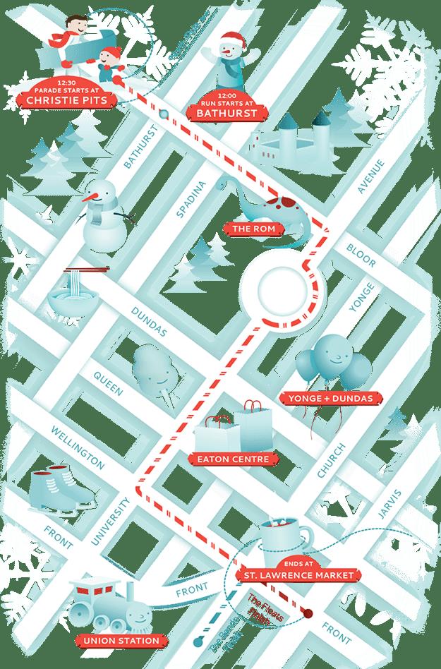 toront-santa-claus-parade-route-2015