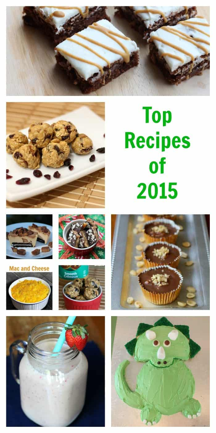 best recipes of 2015 On Little Miss Kate