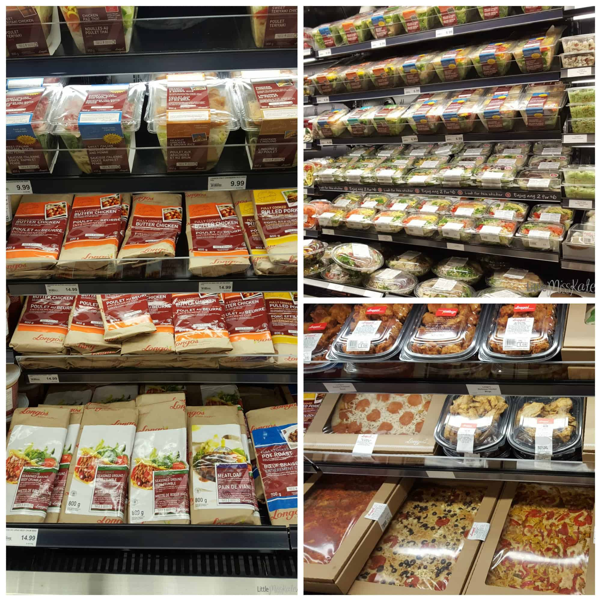 prepared meals quick weeknight meals longos