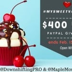 Celebrate Valentine's Day With A Giveaway