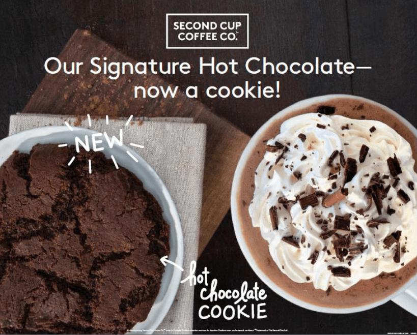Hot Chocolate Cookie Creative