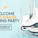 A Canadian Party Like No Other: Skating and Hot Chocolate Party in Toronto Feb 20