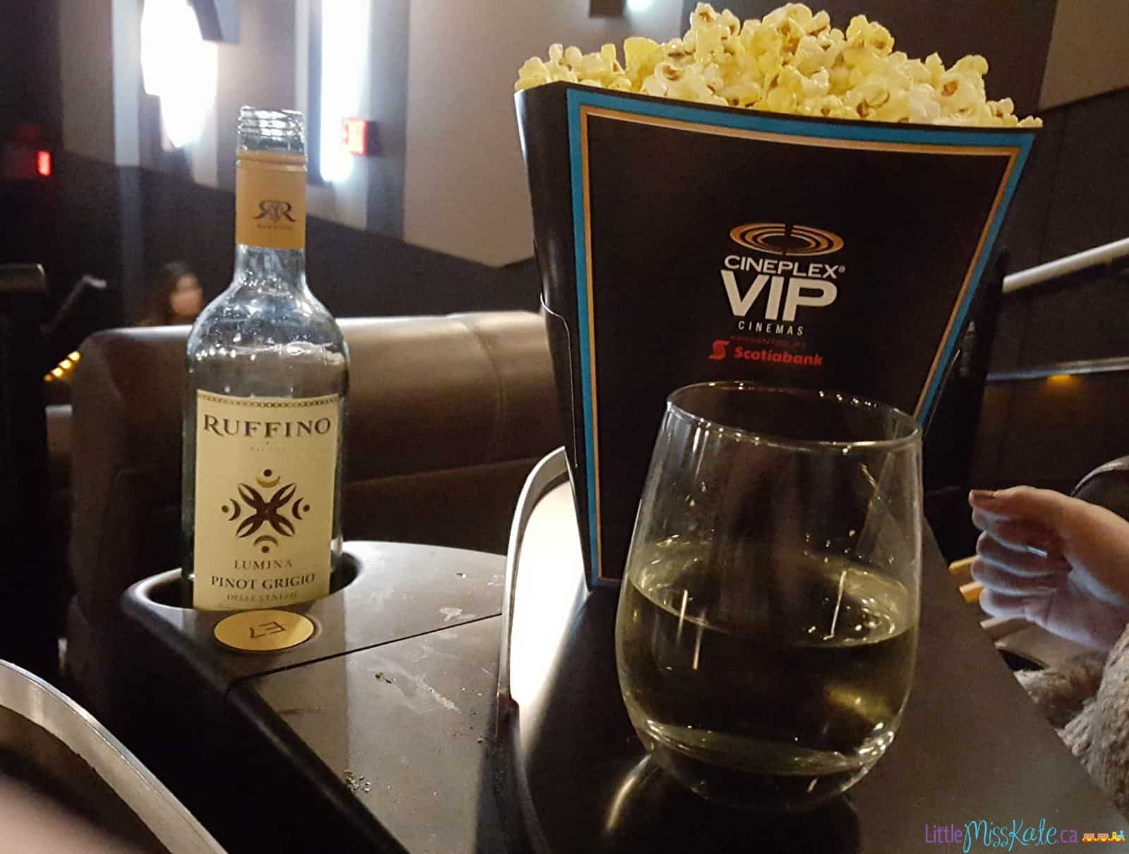 Cineplex VIP Movie Yonge Dundas