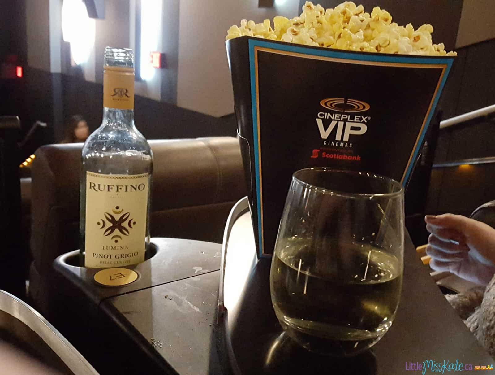 Cineplex VIP Movie Yonge Dundas