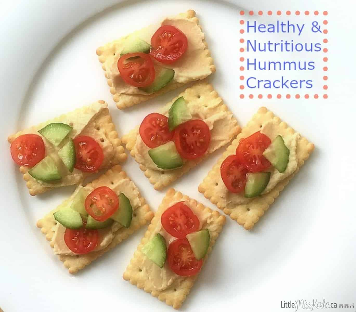 Hummus Crackers recommendations