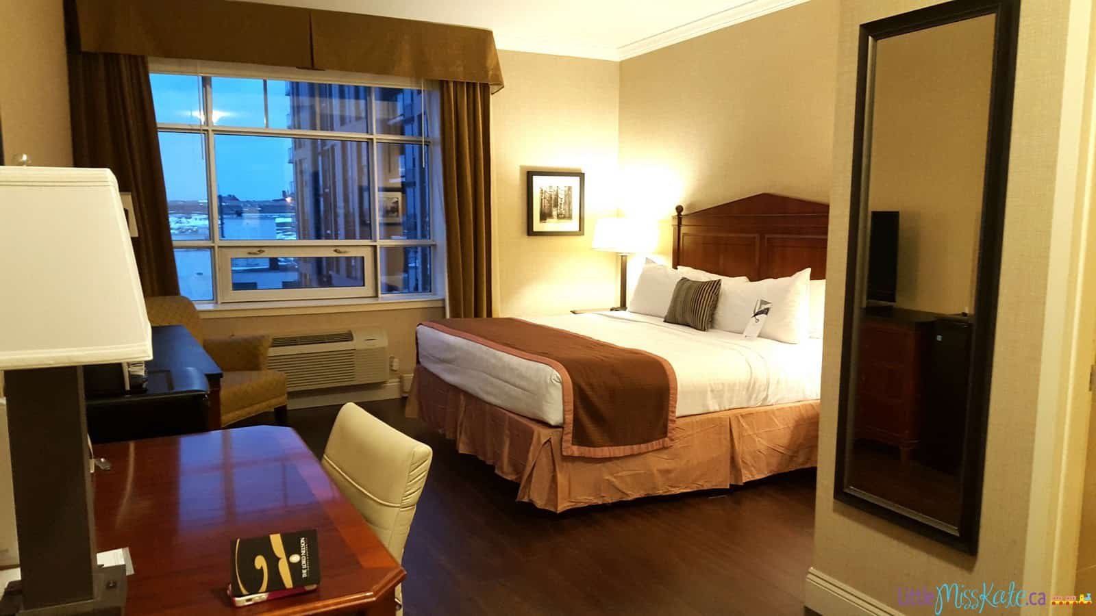 Lord Nelson Hotel and suites downtown halifax review