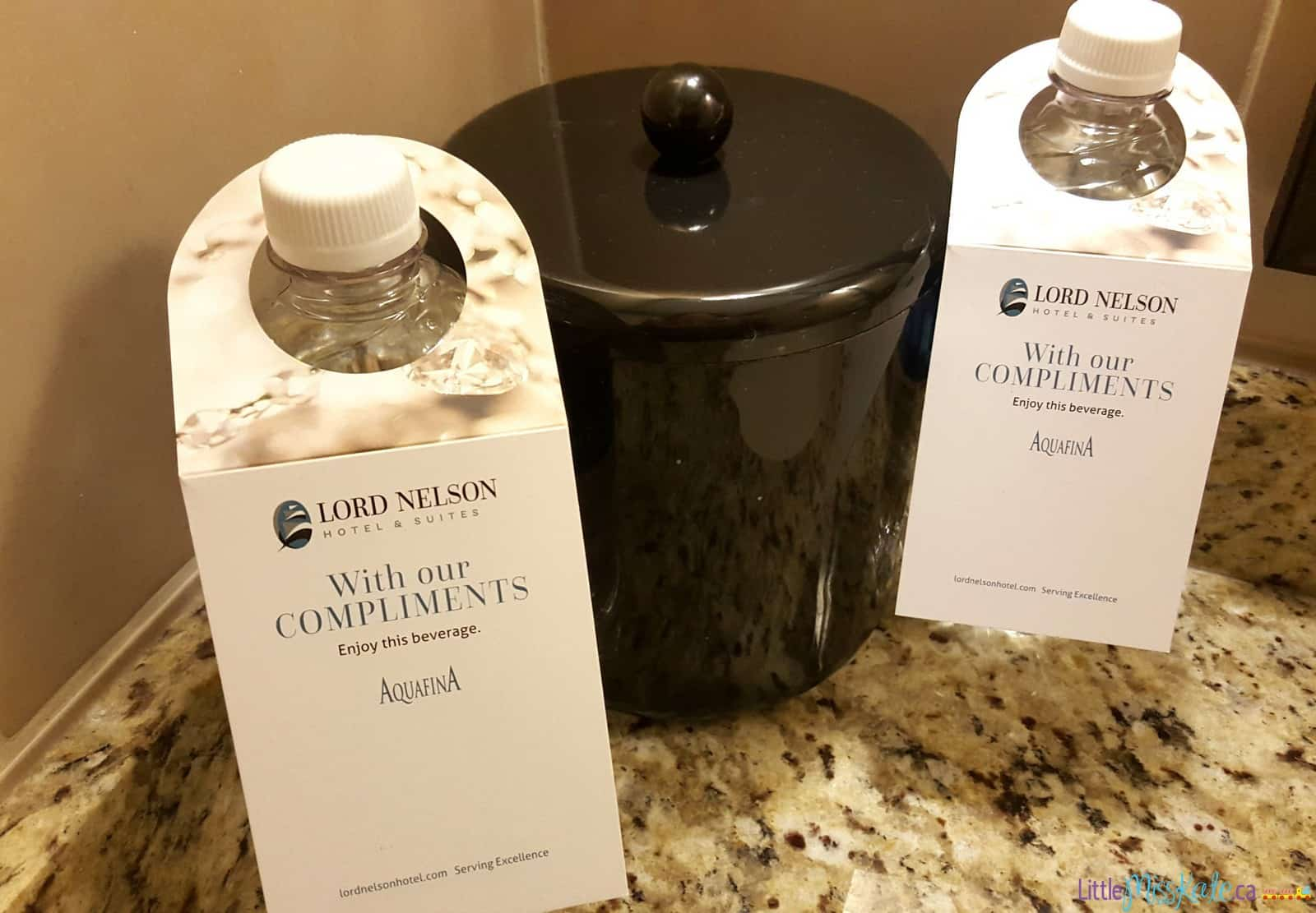 Lord nelson hotel and suites downtown halifax review bottle water