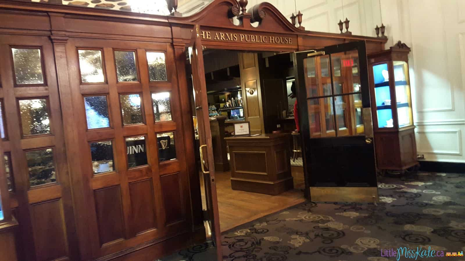 Lord nelson hotel and suites downtown halifax review arms restruant