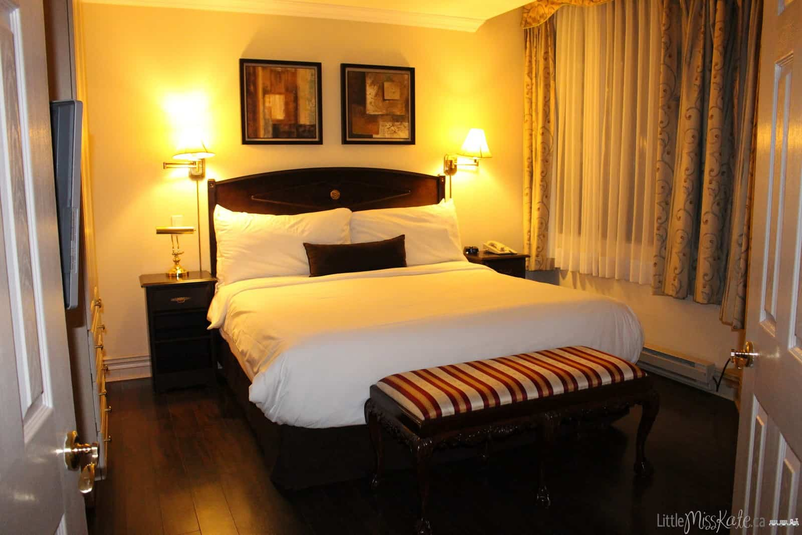 The grand hotel toronto review 2 bedroom suite