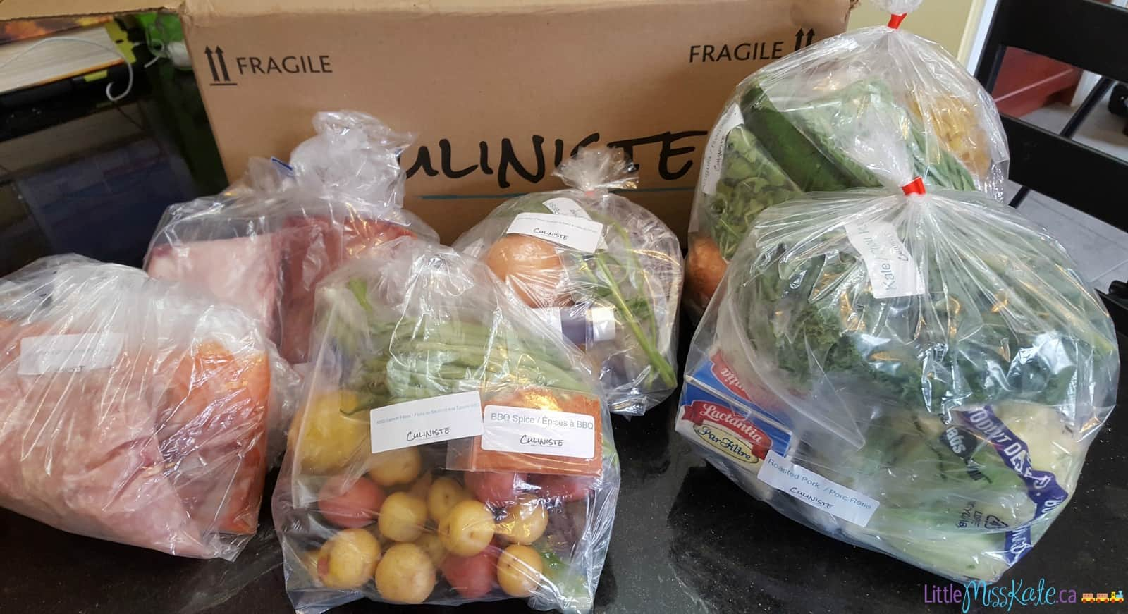 Fresh home grocery delivery meal service GoodFood Ontario