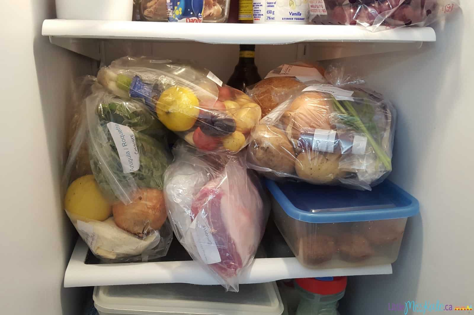 GoodFood fresh home meal delivery service ontario