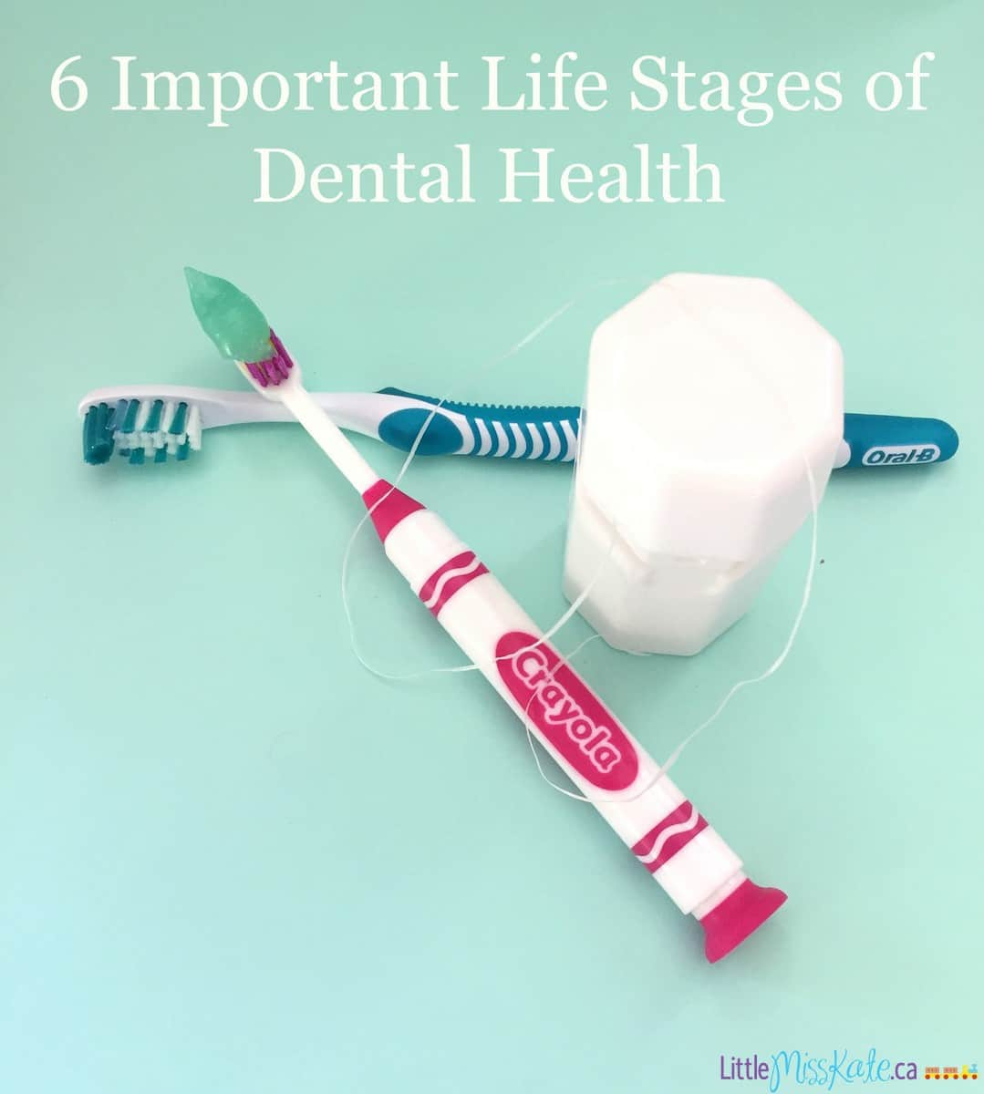 6 Important Life Stages of Dental Health