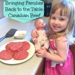 Easy Beef Hamburger Recipe – Bringing Families Back to the Dinner Table with Canadian Beef!