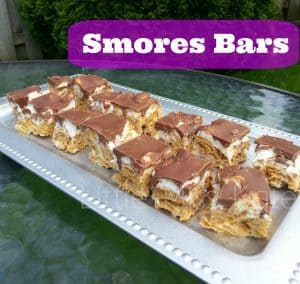 S'mores Bars by Little Miss Kate