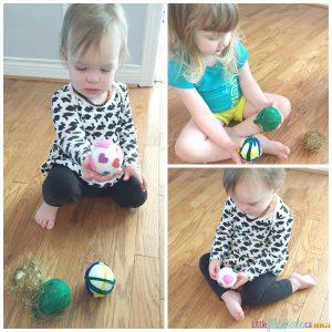 DIY Fun for Everyone Busy Balls Craft