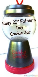 I plan on making these Chocolate Chip Cake Cookies, which uses cake mix to make cookies to our jar.