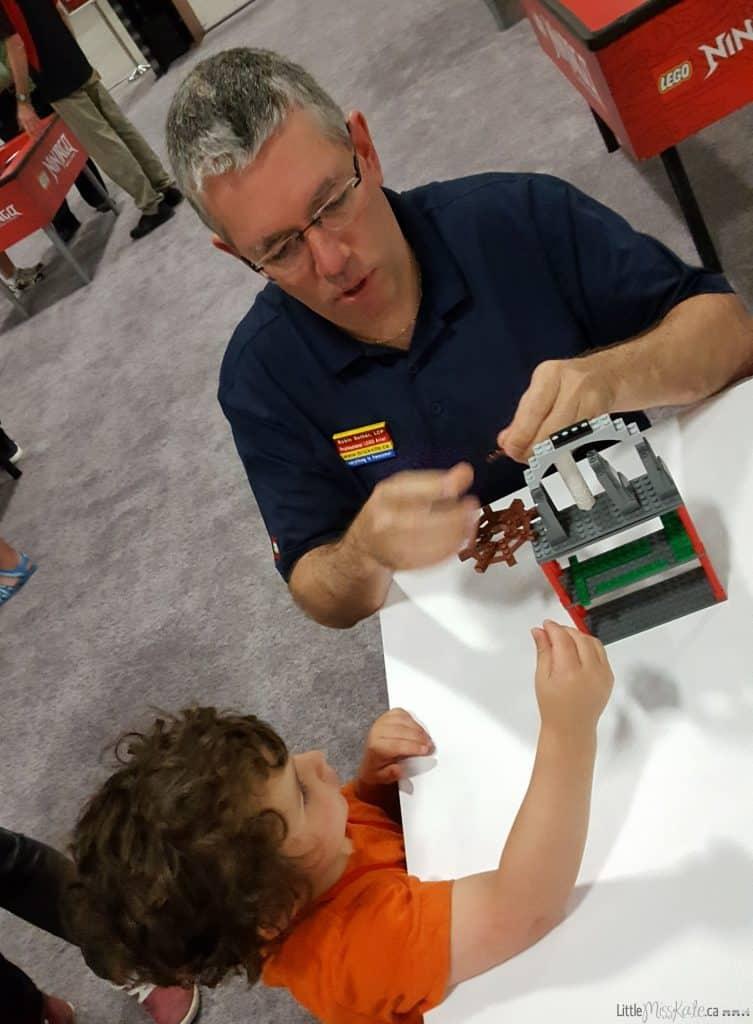 Lego imagination tour canada