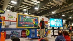 Lego imagination tour canada Master Builder Lab