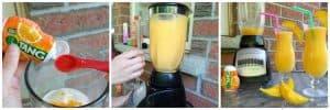 Kraft's Easy Mango-Tango Smoothie