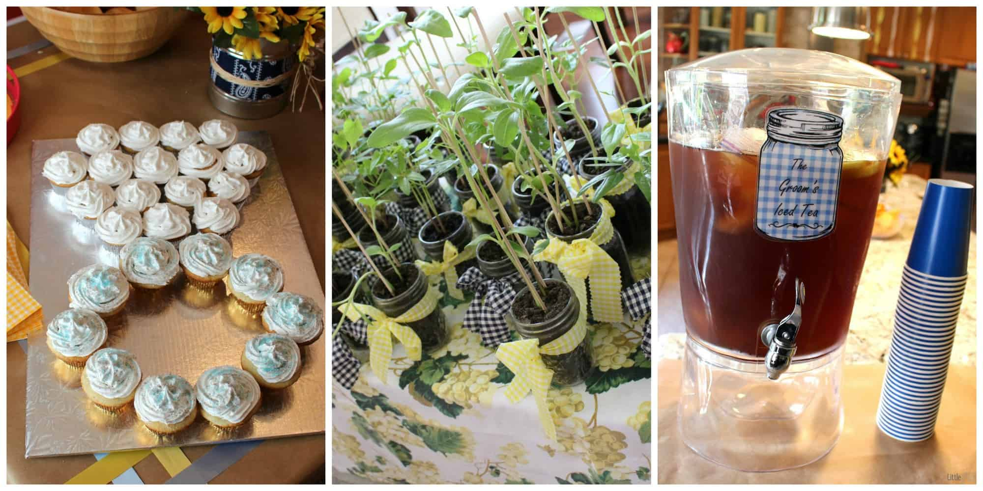Rustic Country Themed Bridal Shower Ideas Little Miss Kate