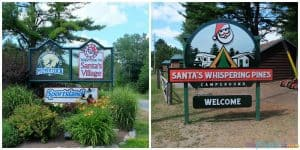 Fun Family Trip for Young Kids - Santa's Village