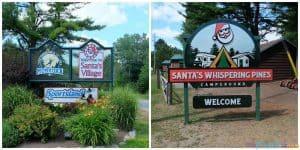 Fun Family Trip for Young Kids - Santa's Village