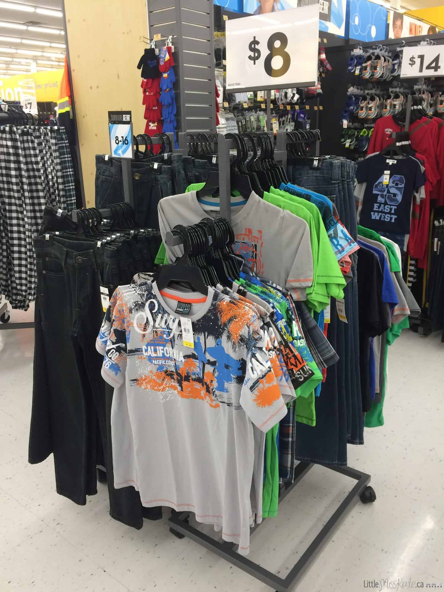 List of junior clothing stores
