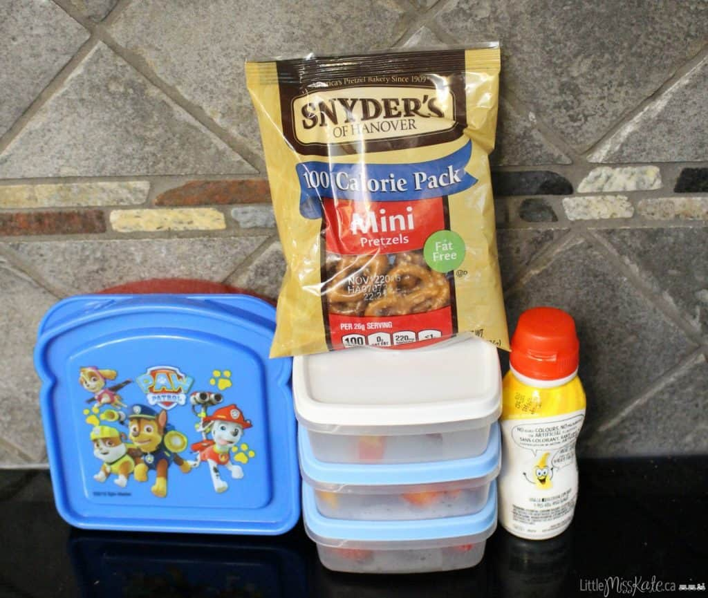 Peanut Free Snack Ideas for School Lunches