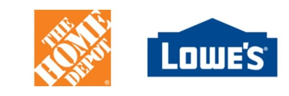 paypal-home-depot-lowes-home-improvments