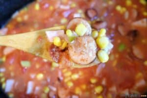 Easy Fall Sausage Soup