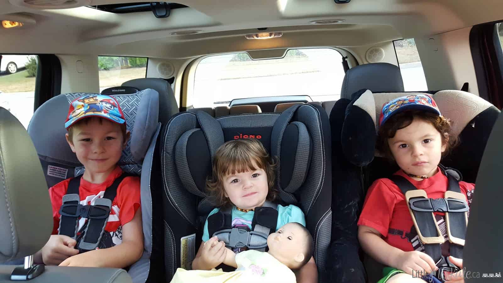 Five Family Friendly Features Of The Ford Flex Little
