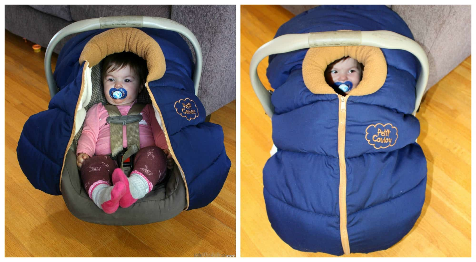 best winter car seat cover petit coulou review