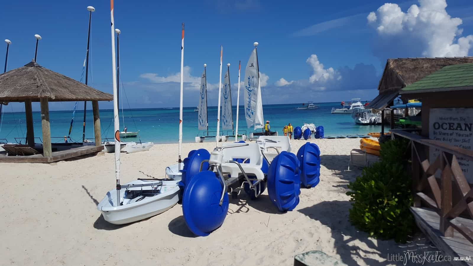 beaches turks and caicos review water sport activities
