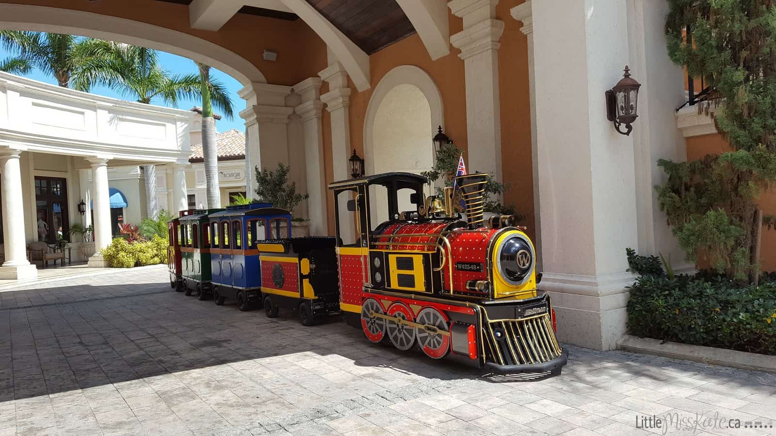 beaches turks and caicos review train ride