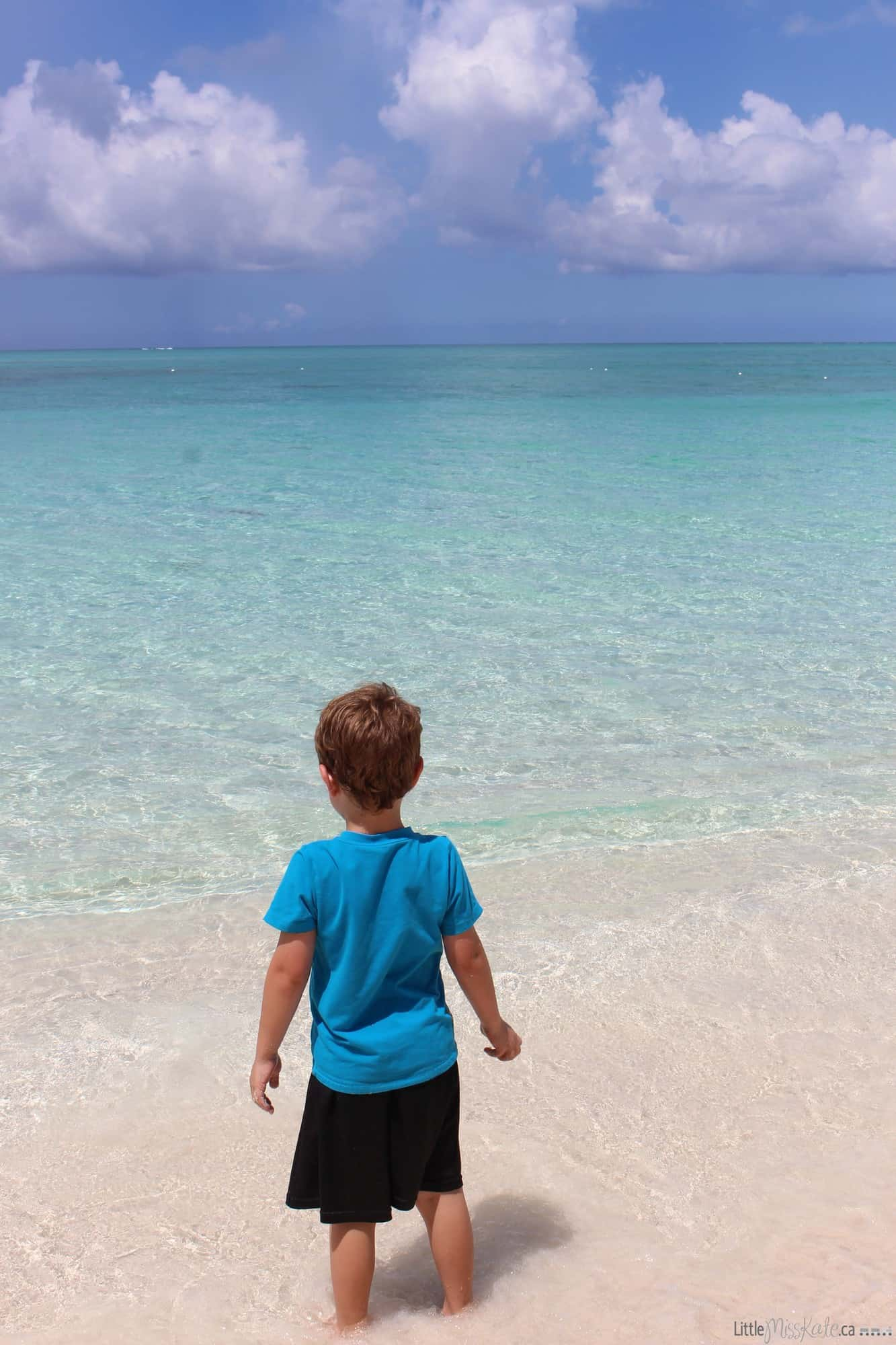 beaches turks and caicos review for kids
