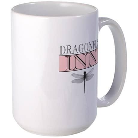 girlmore girls gift ideas dragon fly inn mug