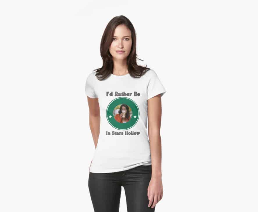 girlmore girls gift ideas gilmore girl t-shirt