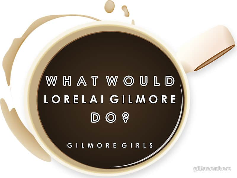 girlmore girls gift ideas stickers