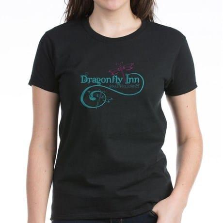 girlmore girls gift ideas dragon fly inn t-shirt
