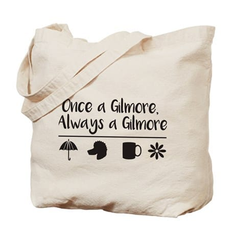 always_a_gilmore_girl_tote_bag