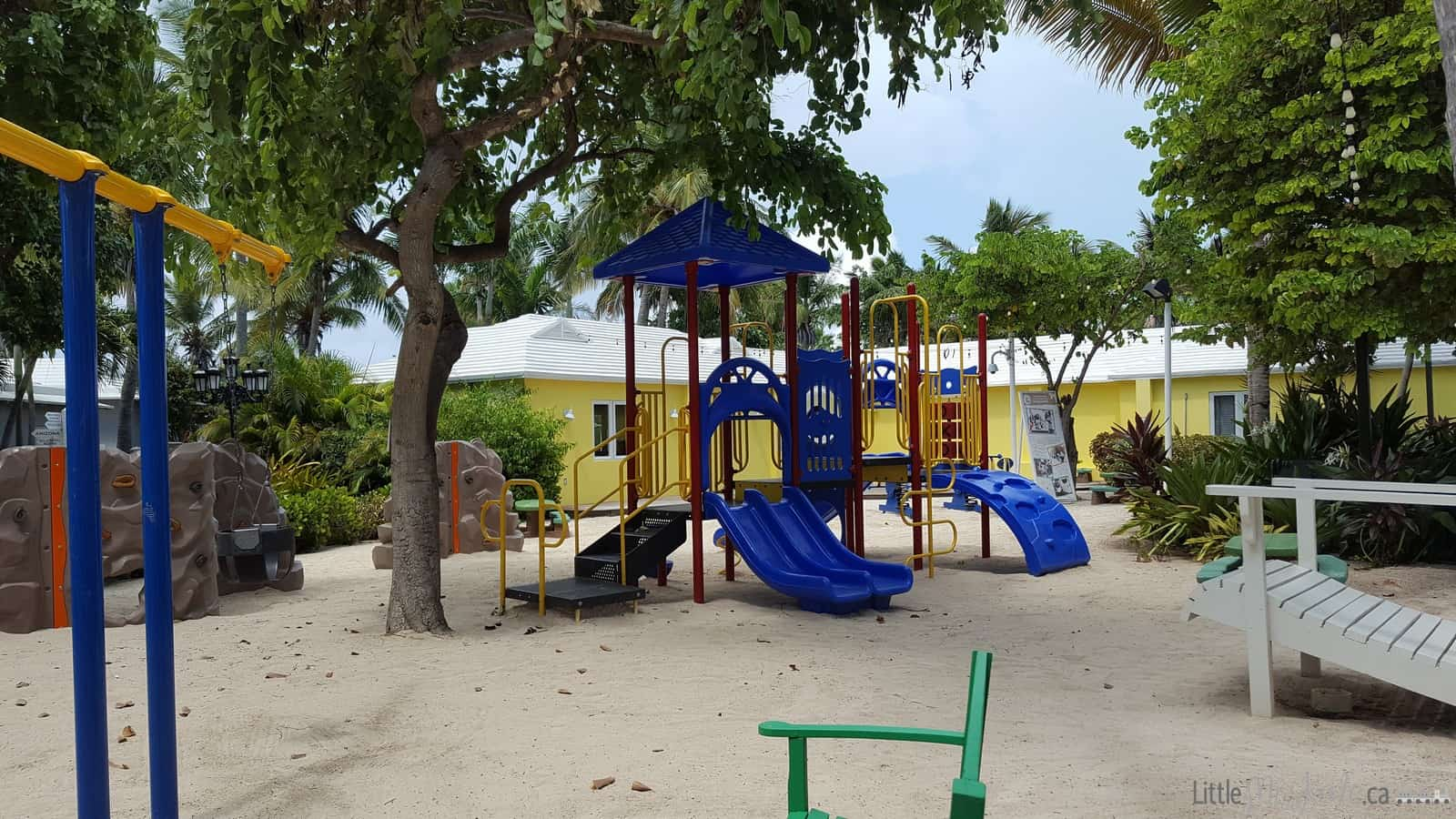Beaches Turks and Caicos Resort camp for kids