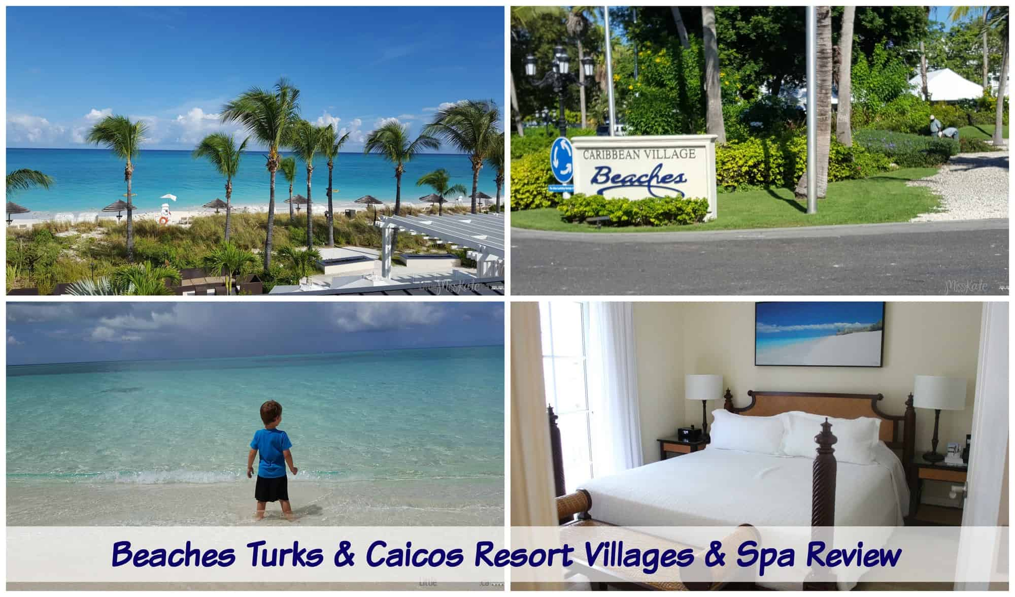 Beaches Resort Villages Turks and Caicos review