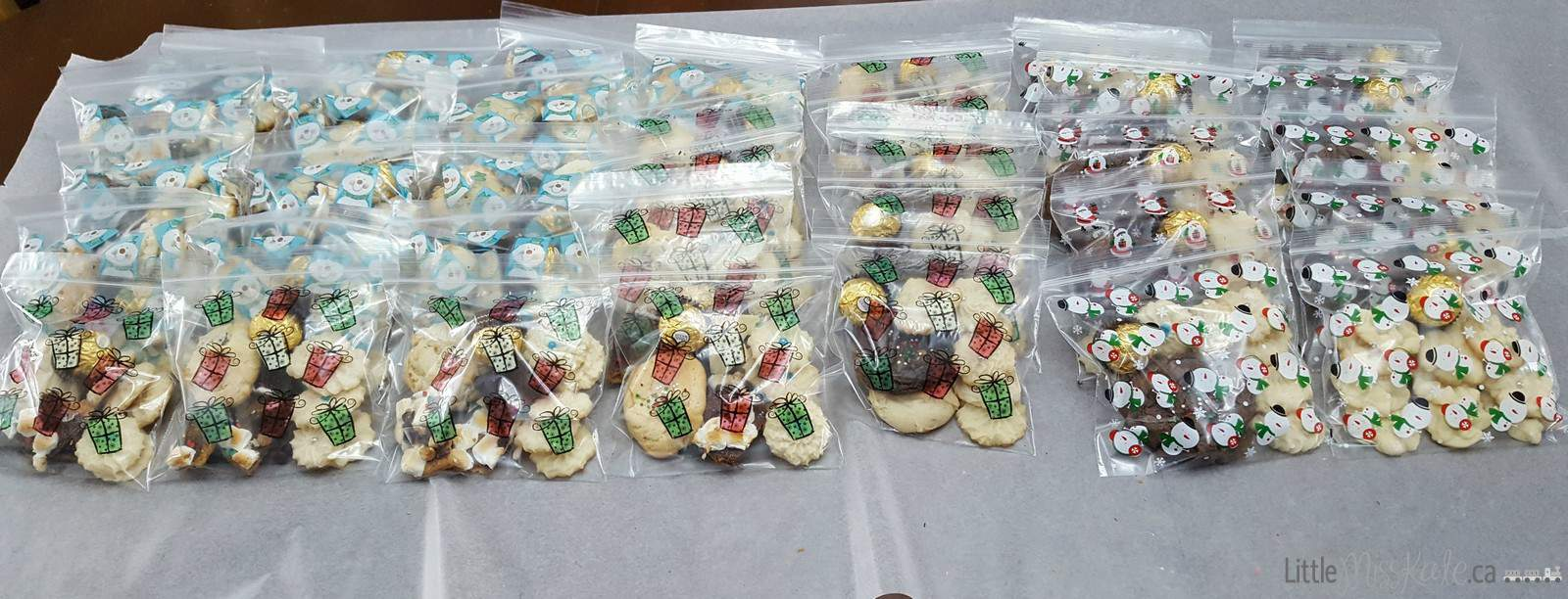 Donate Christmas Baking