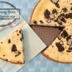 Easy Creamy Oreo Cookie Cheesecake Recipe