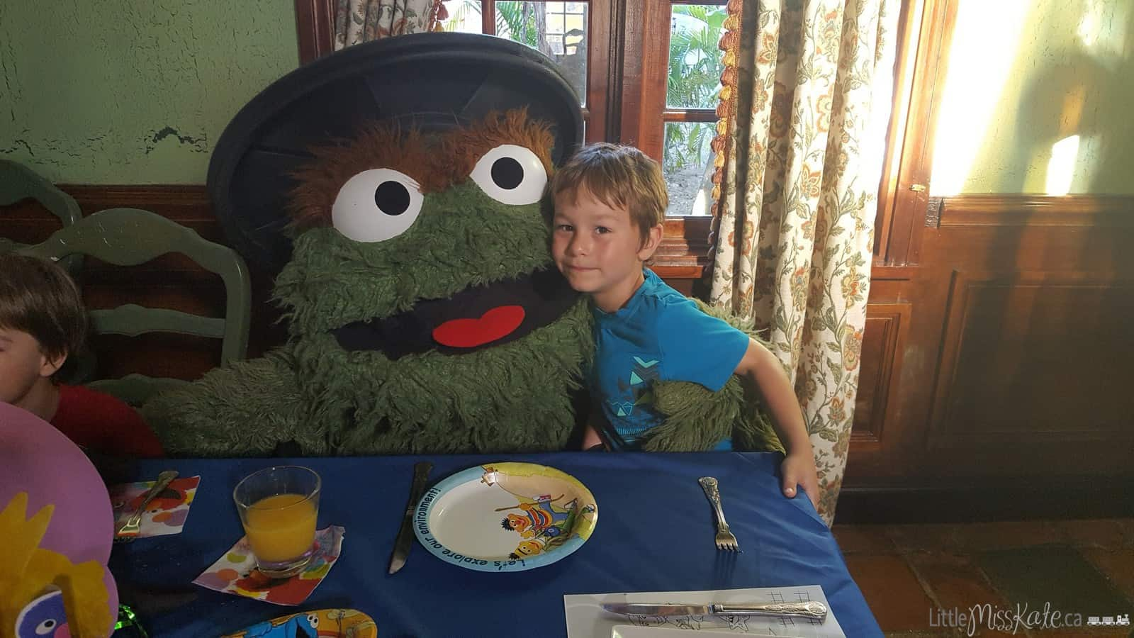 Best Restaurants at Beaches Turks and Caicos Resort Villages: A Dining Guide Sesame Character Breakfast