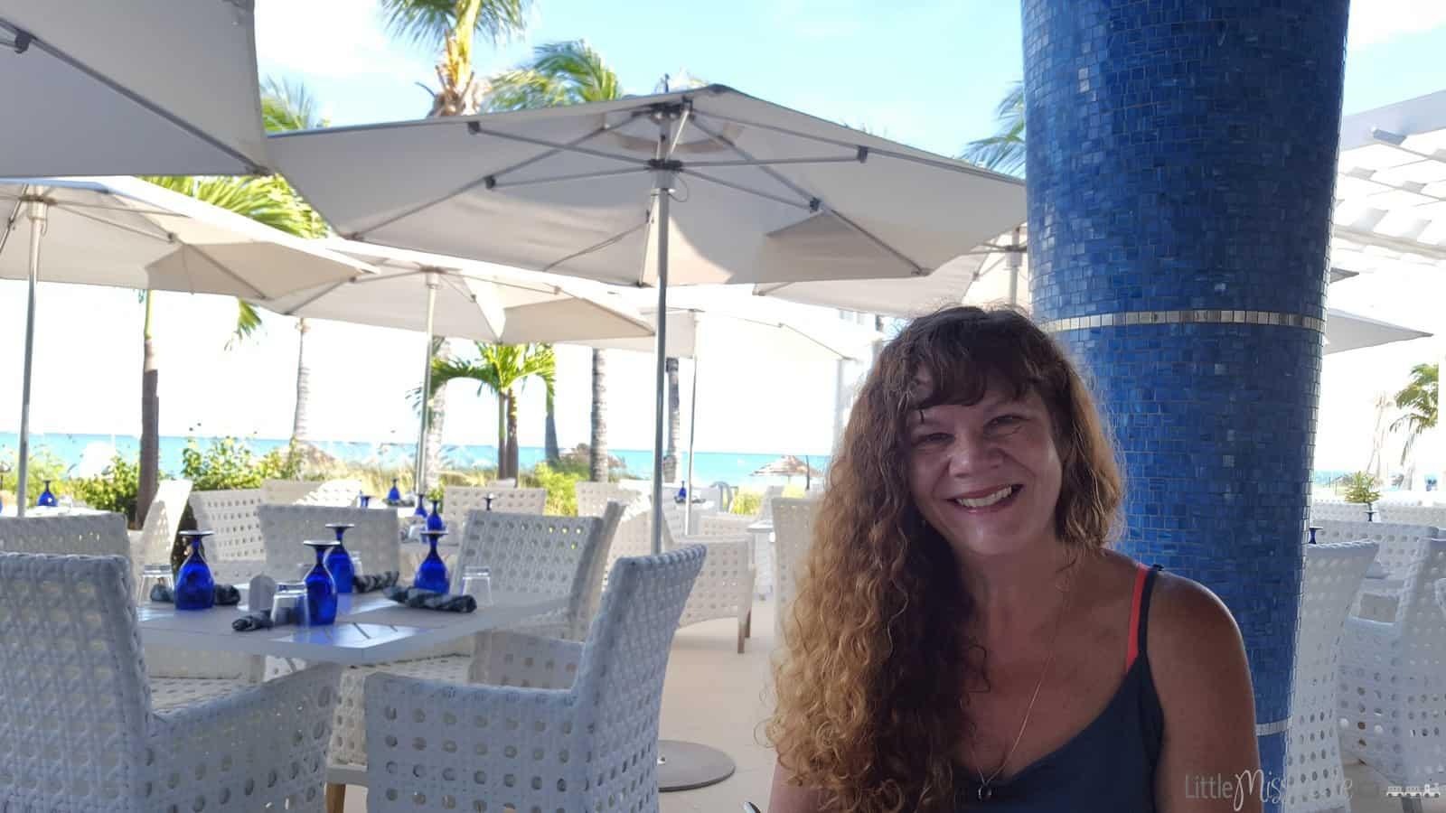 Beaches Resort Villages Turks and Caicos Restaurants - Bayside via littlemisskate.ca